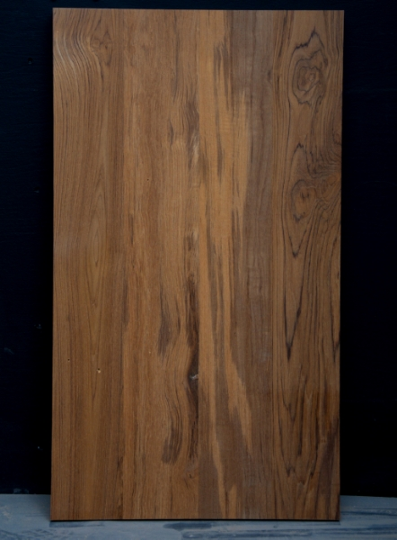 Teak Wide Plank Wood Countertop