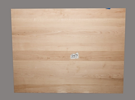 Premium Wide Plank Maple Countertop