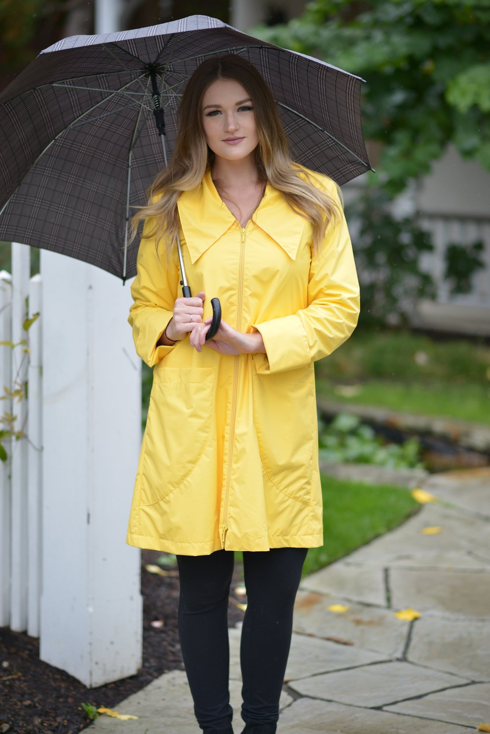 Swing Raincoat