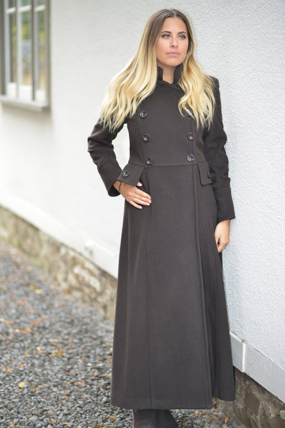 Long Peacoat