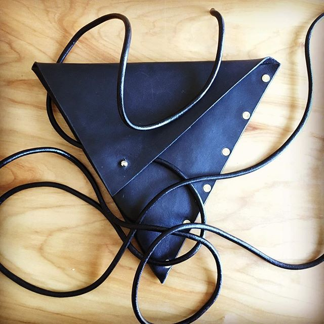 Prototypes! Gearing up for our new collection. #deserthide #leather #maker #dallas #shapes @desert_hide @fleastyle