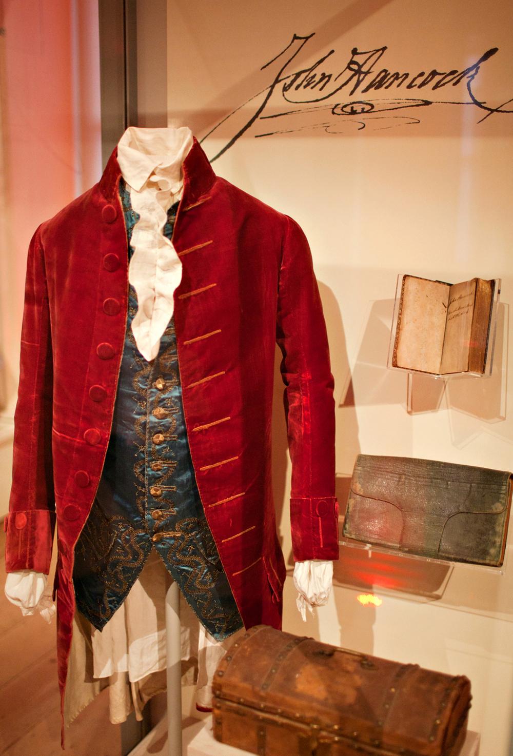 John Hancock's Coat