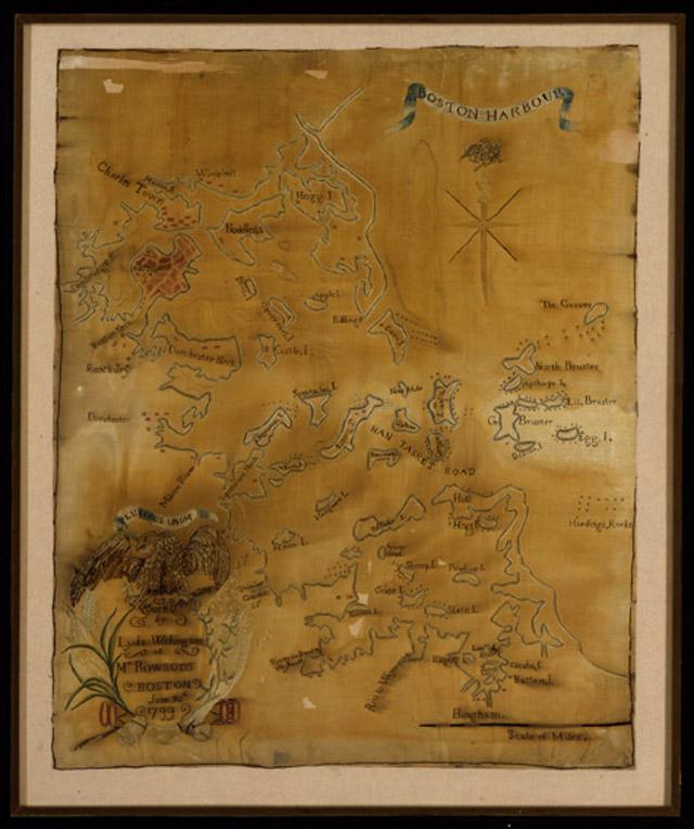 Lydia Withington map,1896.0053.001