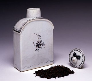 Tea caddy, 18th century (0005.1892)