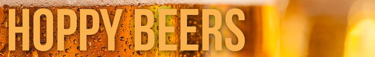 hoppy beers