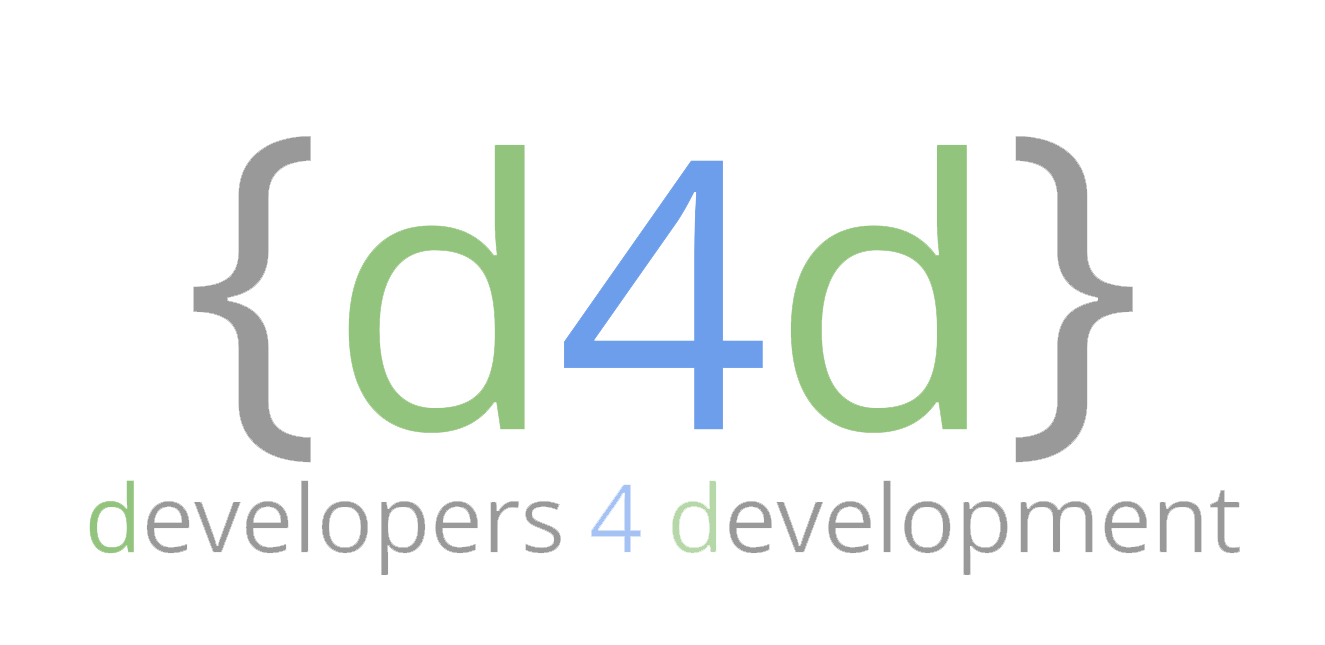 Developers for Development