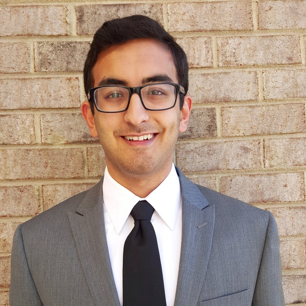 Amil Merchant '19 - Vice PresidentAmil is a junior studying Applied Math. He's excited about a wide range of technologies and their impact on society - particularly the impacts of machine learning. Between problem sets, he's probably either binging tv shows on Netflix or tossing frisbees with friends.