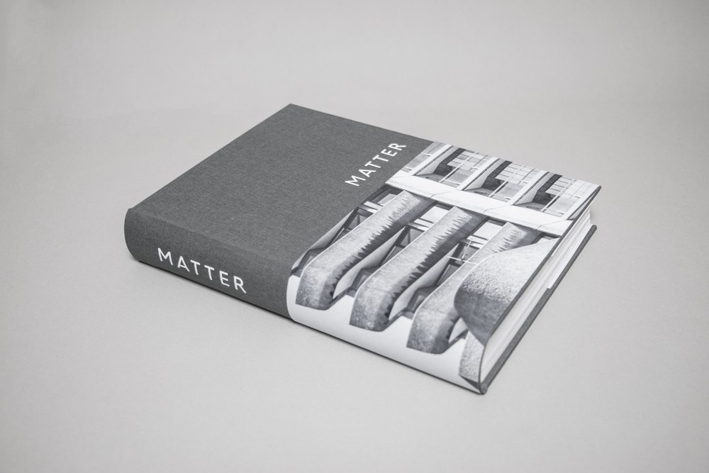 Matter - Authenticity and materiality within Interior Design and Architecture.