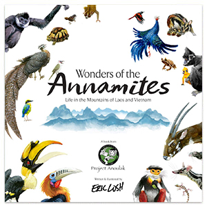 Wonders of the Annamites   Life in the Mountains of Laos and Vietnam   Children's nonfiction, 36 pages, 2016