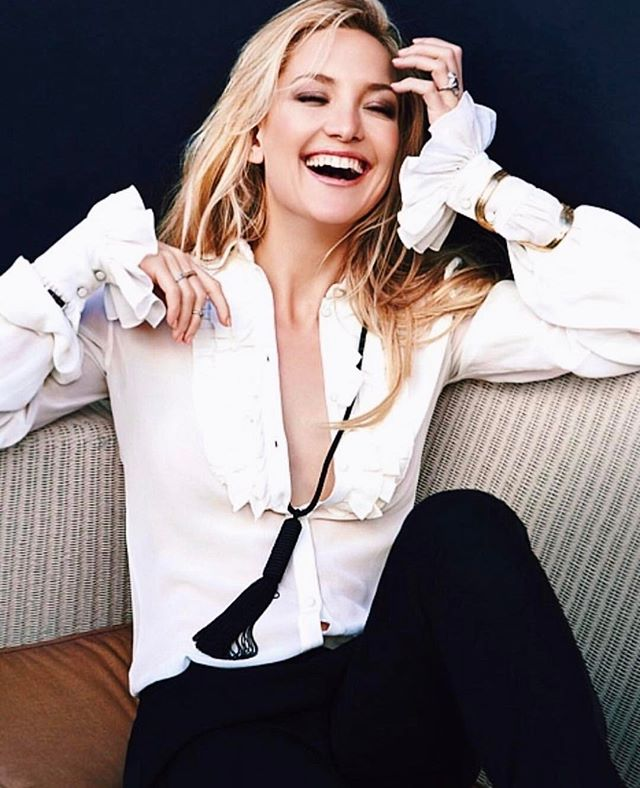 There's lots to smile about over at LD this week! More on that coming soon! Oh, and happy happy birthday to this girl boss and mega babe #katehudson !