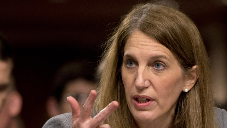 Obama's Health Secretary wants to make patients healthier by transforming how doctors and hospitals get paid   By  Noam N. Levey   Image: U.S. Health and Human Services Secretary Sylvia M. Burwell testifying on Capitol Hill. (Associated Press)