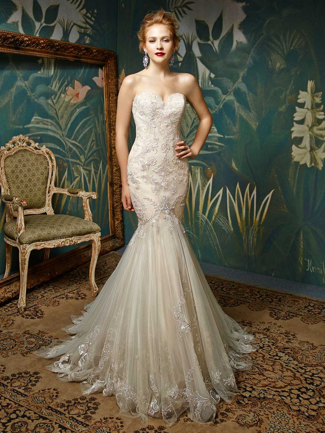 810535ef2e6b Bridal Gallery — Simply Stunning by Divas