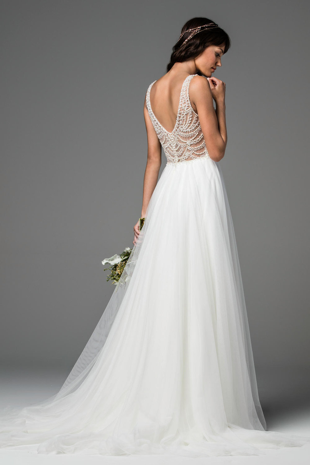 Willowby style 58605 (Locket)