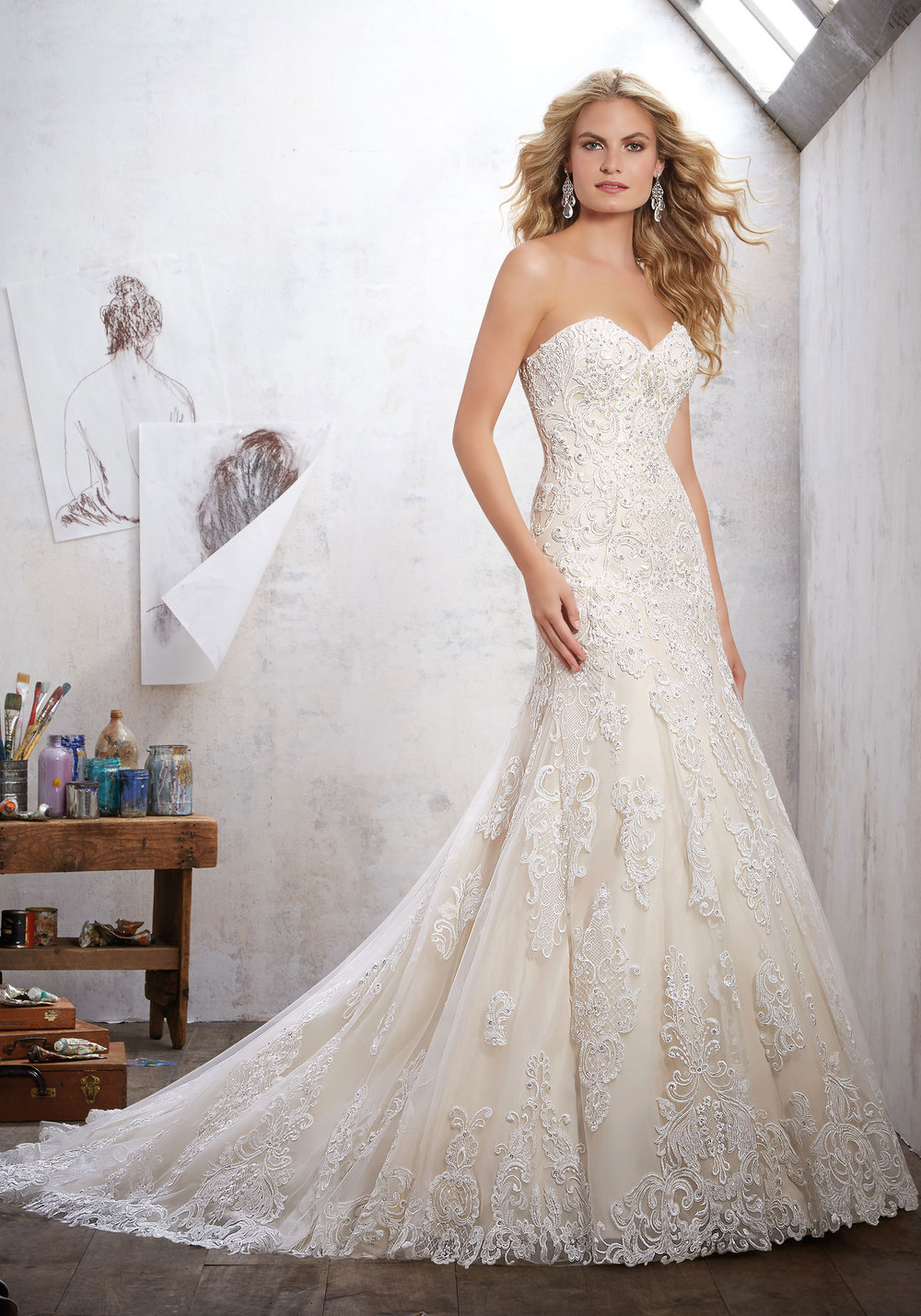 Morilee style 8102