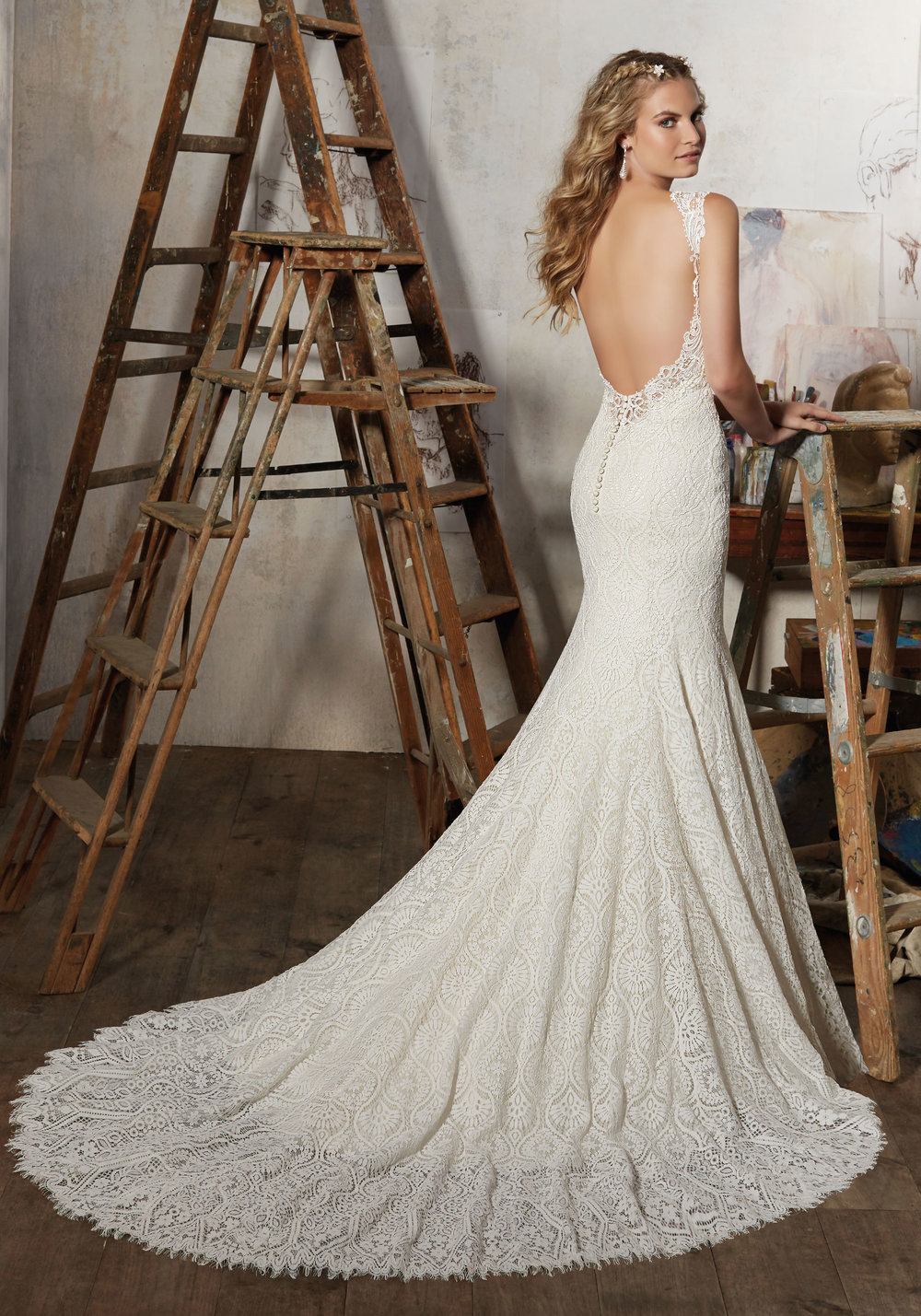 Morilee style 8104