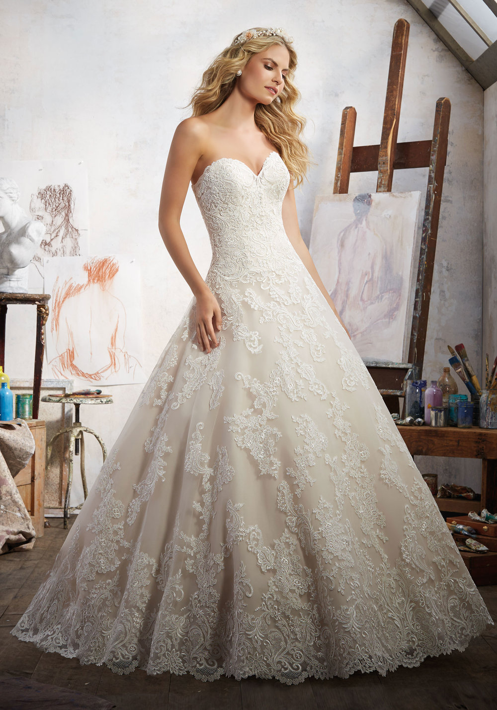 Morilee style 8108