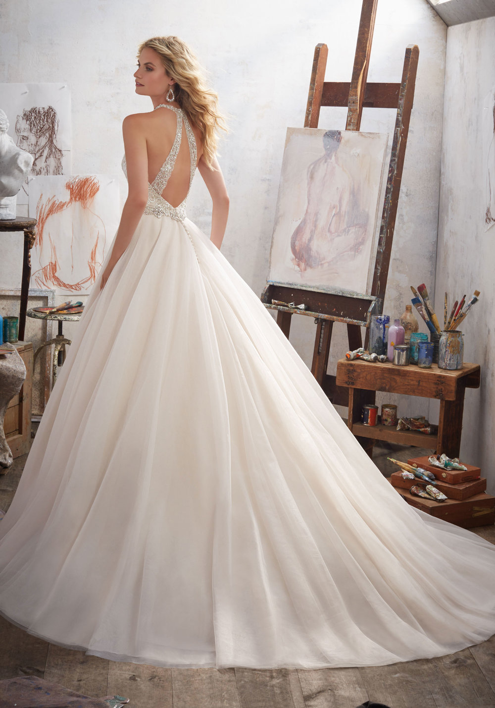 Morilee style 8119
