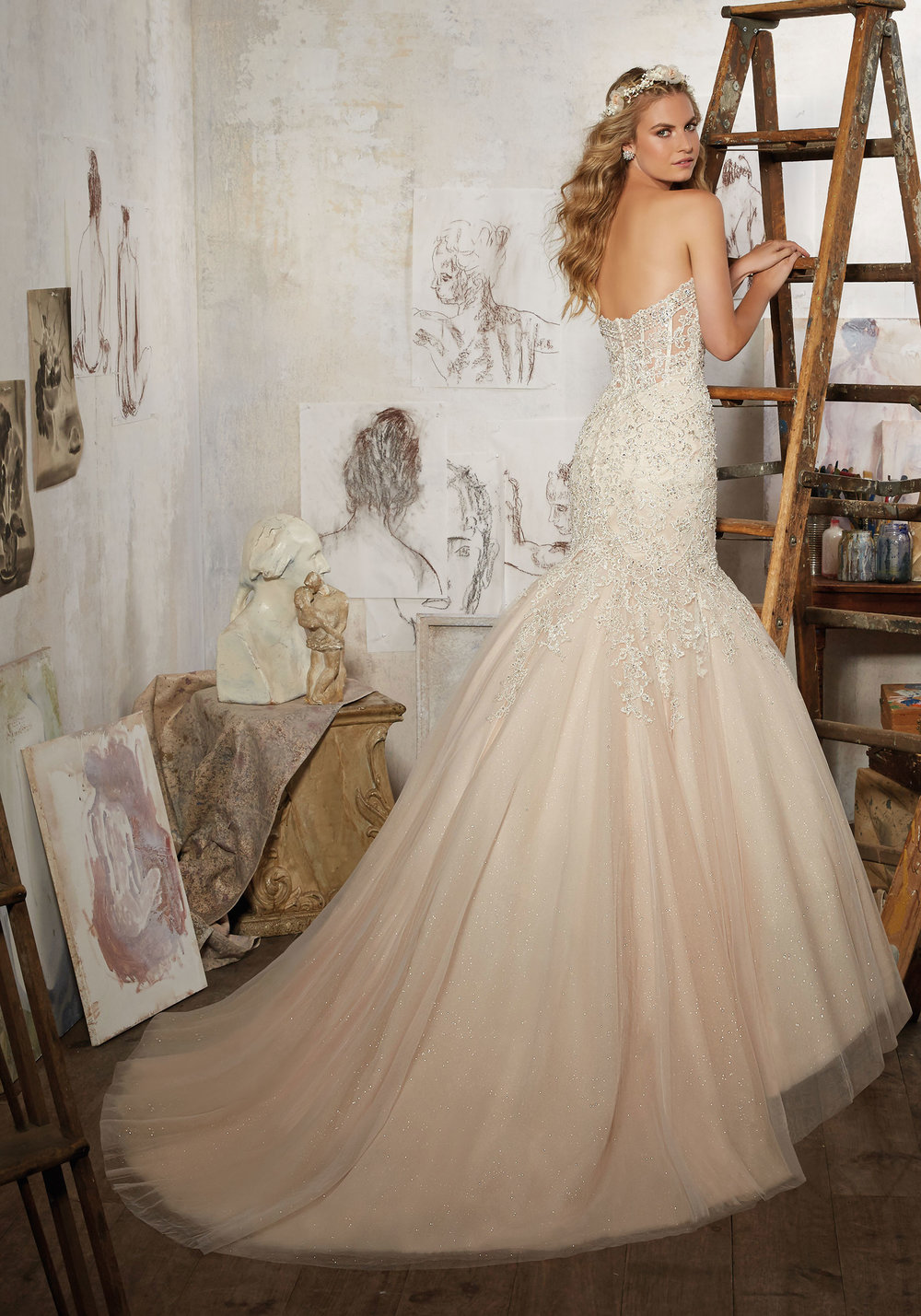 Morilee style 8125
