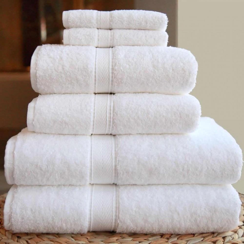 New Jersey Shore Bathroom Linen Package Rental