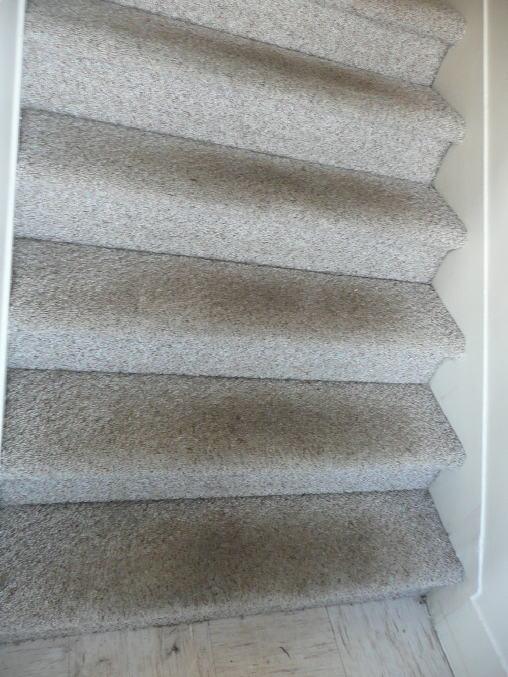 The Trashed Stairway