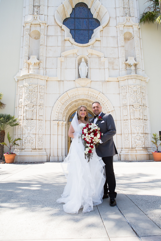 Introducing Mr. and Mrs. Jonathan Arevalo