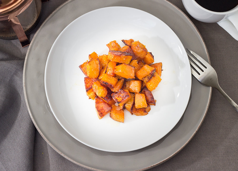 Spiced Roasted Butternut Squash