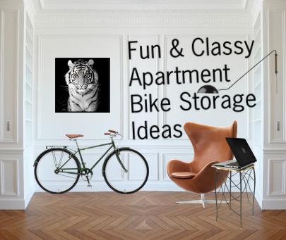 Apartment Bike Storage Ideas   Fun And Classy