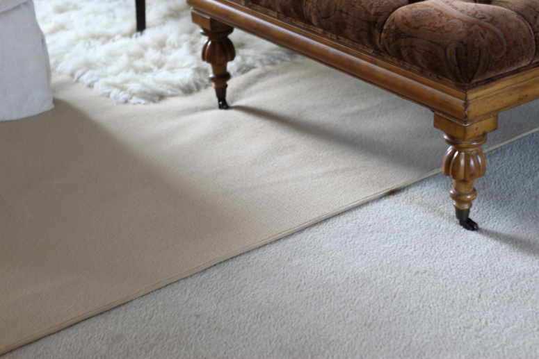 Sisal and Flokati on Carpet 009.jpg