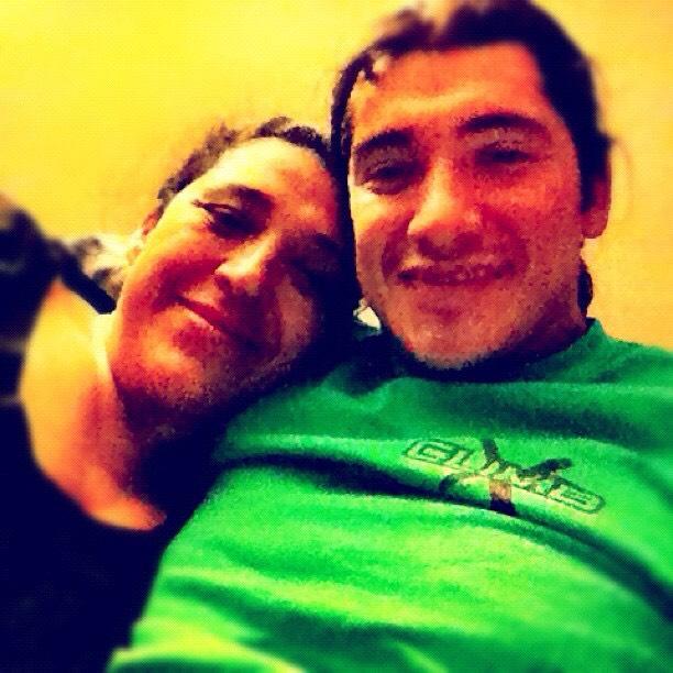 Mom and I, 2012