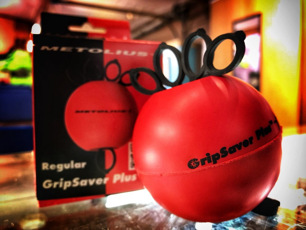 GripSaver Plus  Photo by Juan Rodriguez, AntiGravity Equipment