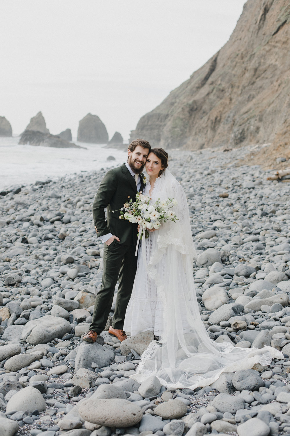 GABRIELLA + TYLER - CANNON BEACH OREGON