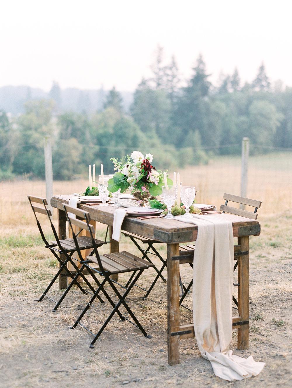 Revel Ranch Canby Oregon Wedding 02