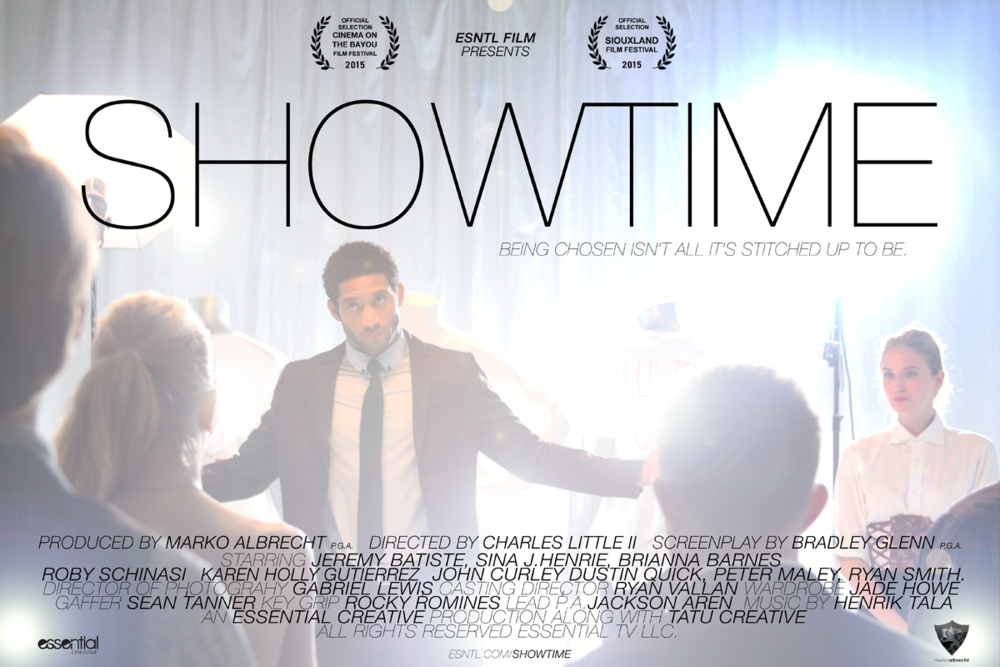 Showtime is a short satire about fashion and racism in America.