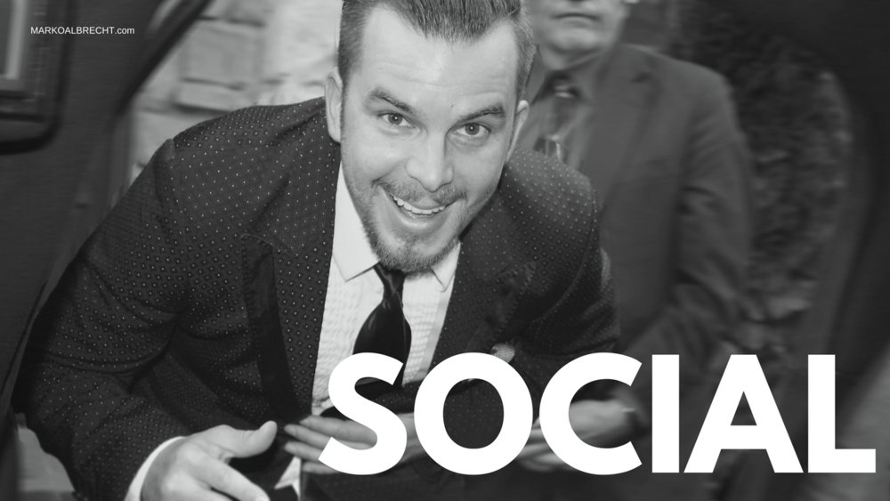 Marko Albrecht - social media strategist