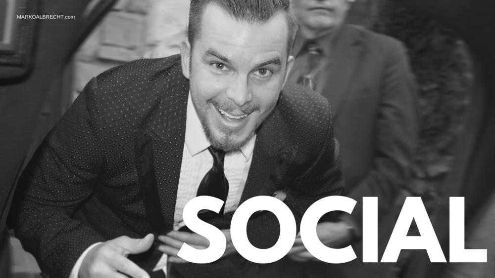 Marko Albrecht - social media strategist