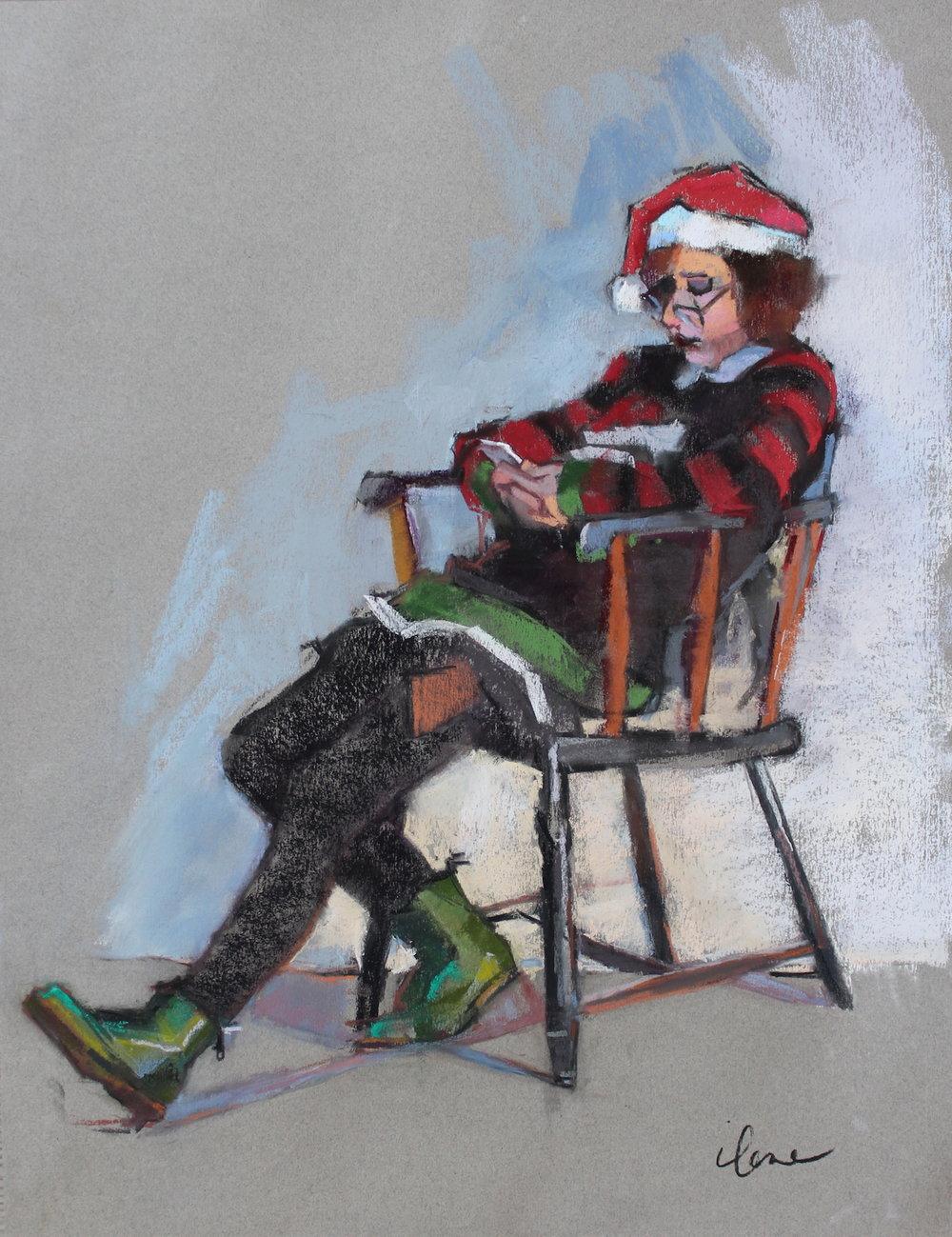 Santa's Rebellious Daughter