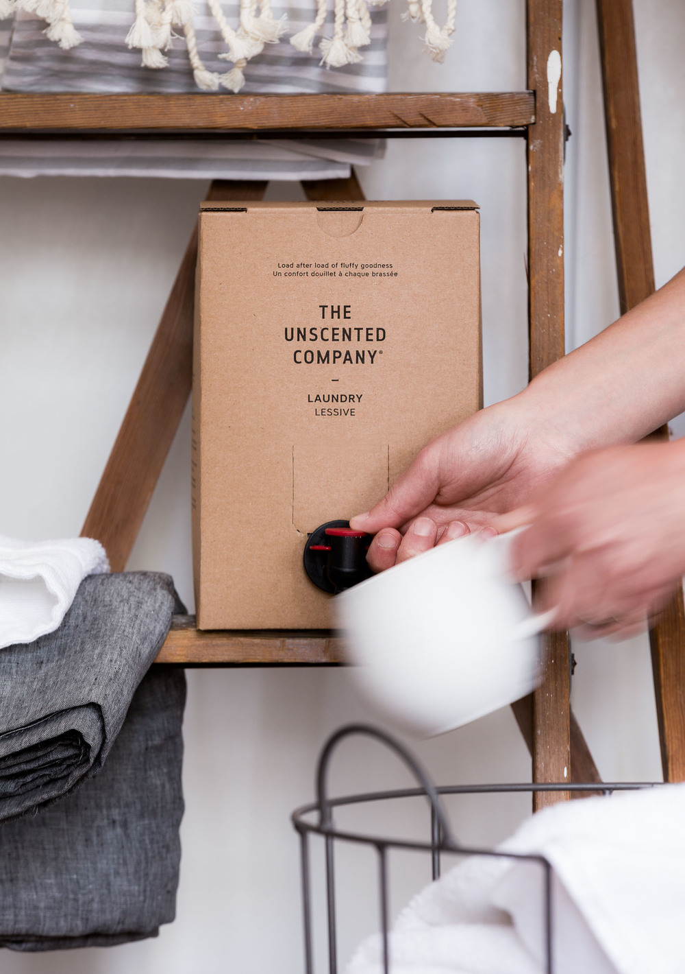 THE UNSCENTED COMPANY, SUSTAINABILITY AND PRODUCT IMPACT