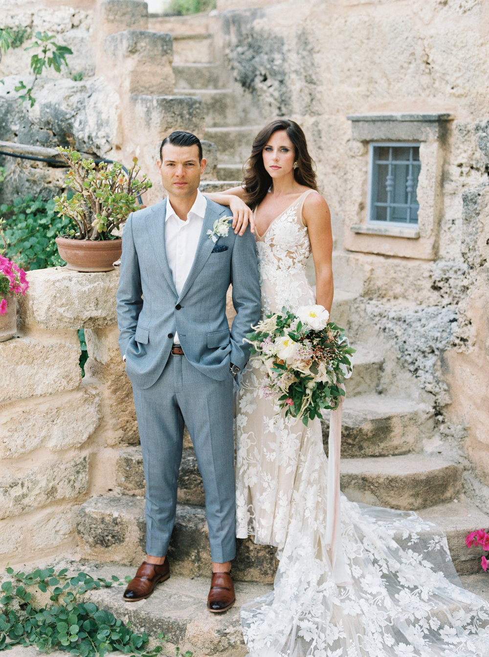 Puglia, Italy destination wedding by Meggie Francisco at Masseria Montenapoleone in Puglia. Photography by Tracy Enoch, Video by Innar Hunt, floral by Chiara Sperti Floral Events.