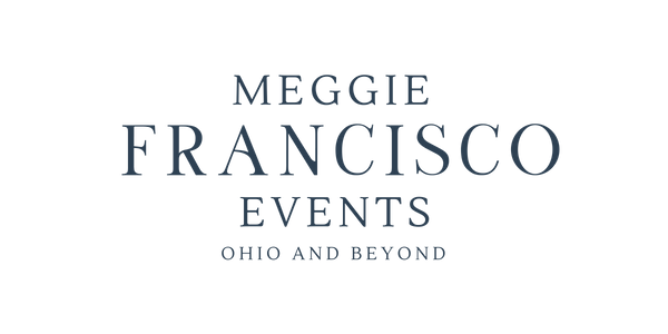 Meggie Francisco Events - Columbus, Ohio and Destination Wedding Planner