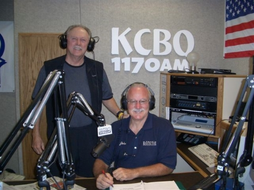 The Real Estate Coach on  KCBQ/1170 with co-host Rich