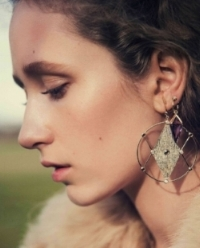 Kate Moss Ara Vartanian Bijoux