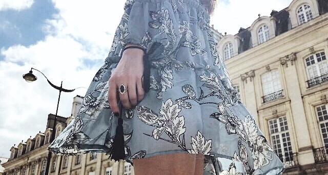 Mon dieu cette robe... Je l'aime d'amour et je l'ai bien évidemment adopté !