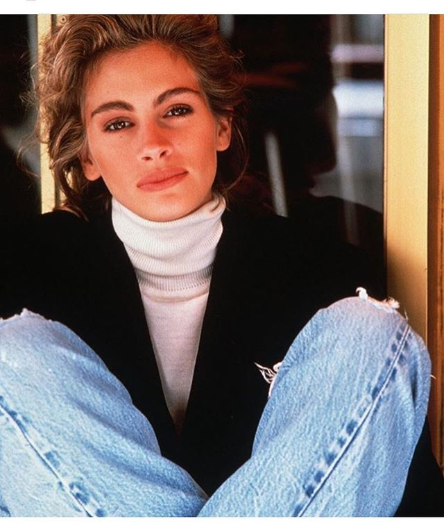 #effortless ♥️ #juliaroberts ♥️