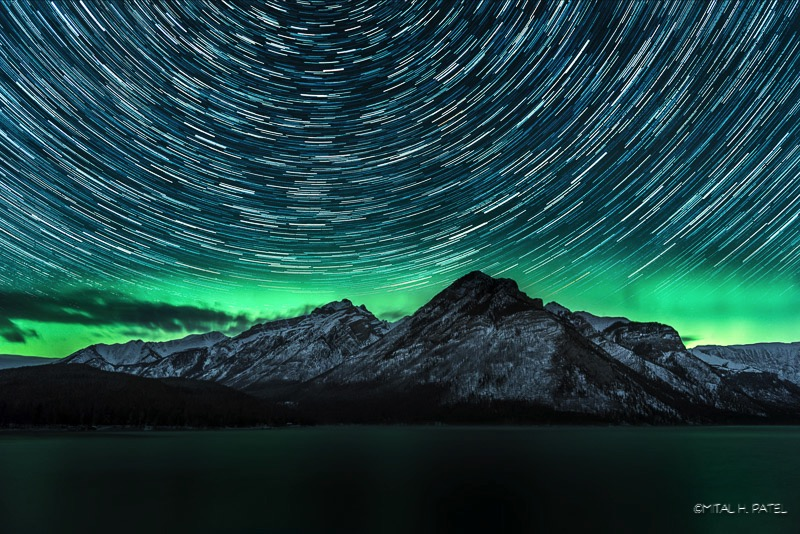 Northern Lights Welcome