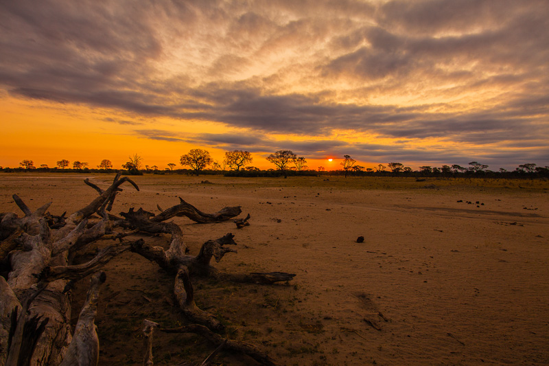 Zimbabewe Sunset