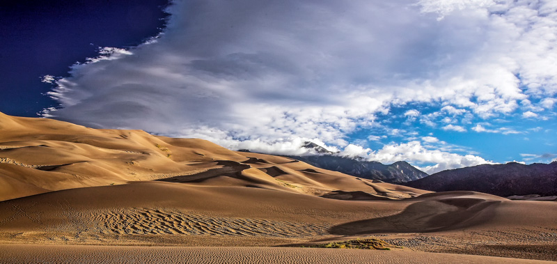 © Ron Marabito, Early Morning at Great Sand Dunes NP, CO
