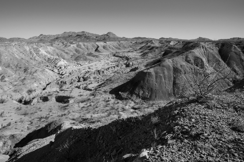 © 2017 William T. Heath, West Entrance Canyon, Big Bend NP