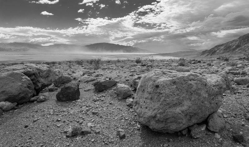 Distant Sand Storm