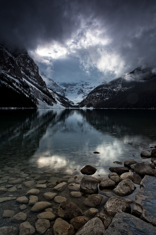 Lake Louise Doom