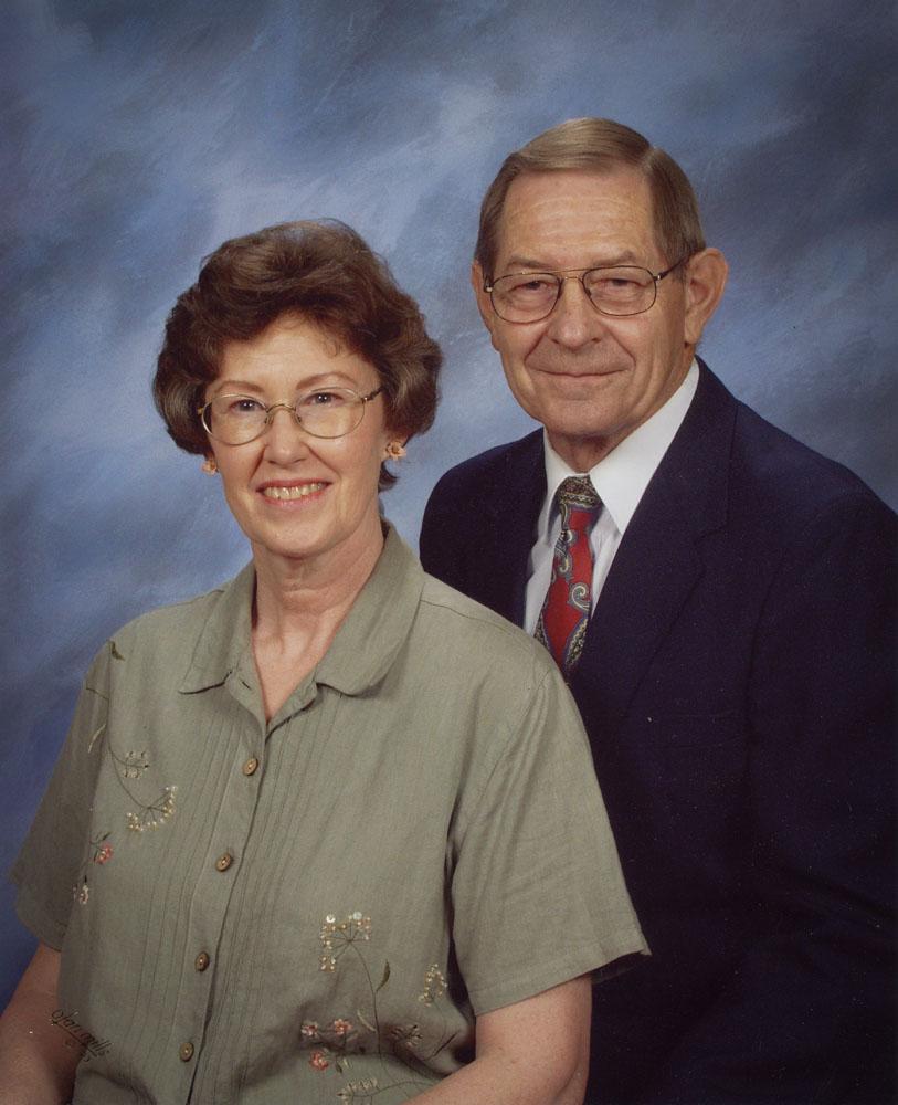 Harold & Nel Green